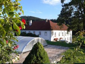 Albergues - Ubytování ve Mlýně