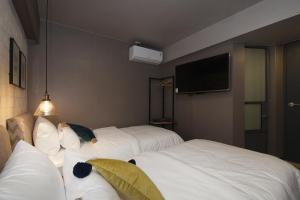 The Hotel Gray, Отели  Пусан - big - 53