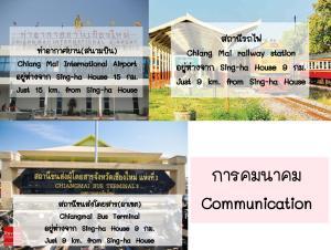 Sing-ha Coffee&House, Guest houses  San Kamphaeng - big - 31