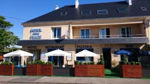 Hotel de la Plage - Aumeville-Lestre