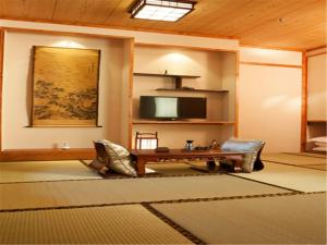 Hongduan Japanese Style Inn, Ubytování v soukromí  Peking - big - 19