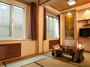 Hongduan Japanese Style Inn, Ubytování v soukromí  Peking - big - 21
