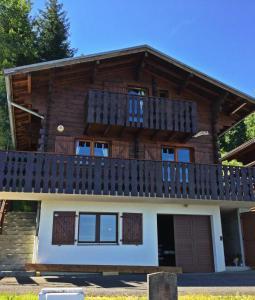 Location gîte, chambres d'hotes Chalet Le Perce Neige dans le département Haute Savoie 74