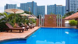 Lotusland Resort, Hotely - Jomtien pláž