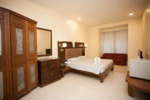 Lotusland Resort, Hotely  Jomtien pláž - big - 17