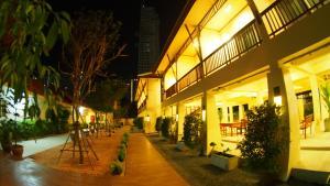 Lotusland Resort, Hotely  Jomtien pláž - big - 45