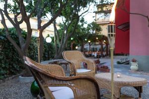 Hotel Villa Susy, Hotel  Davoli - big - 18