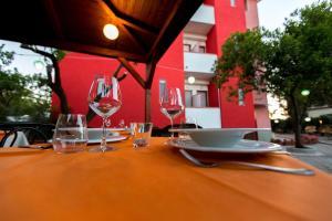 Hotel Villa Susy, Hotel  Davoli - big - 17
