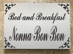 B&B Nonna Bon Bon