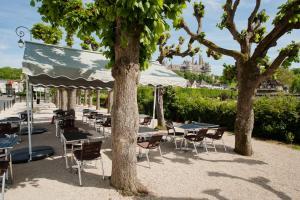 Logis Hotel Beaudon, Hotely  Pierrefonds - big - 22