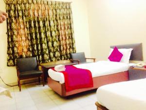 Hotel Ranjit Residency, Chaty  Hajdarábád - big - 21