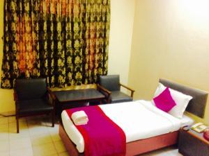 Hotel Ranjit Residency, Chaty  Hajdarábád - big - 22