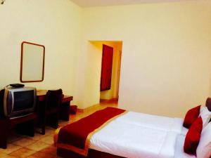 Hotel Ranjit Residency, Chaty  Hajdarábád - big - 25