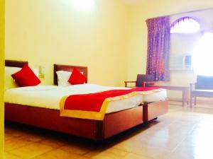 Hotel Ranjit Residency, Chaty  Hajdarábád - big - 27