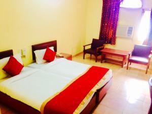 Hotel Ranjit Residency, Chaty  Hajdarábád - big - 28