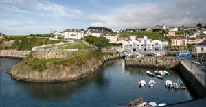 Pleamar, Hotely  Puerto de Vega - big - 17