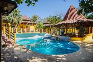 Hotel Luna Llena, Tamarindo