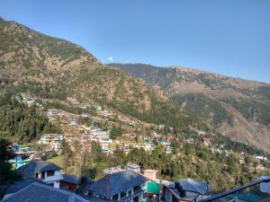 Mountain View Budget Stay in Dharamkot, Alloggi in famiglia  Dharamshala - big - 3