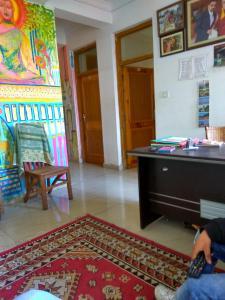 House in Dharamshala near Dalai's Abode, Проживание в семье  Дармсала - big - 5