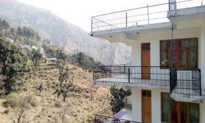 House in Dharamshala near Dalai's Abode, Проживание в семье  Дармсала - big - 6