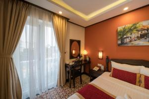 Golden Bell Hoi An Boutique Villa, Hotels  Hội An - big - 43