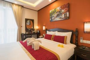 Golden Bell Hoi An Boutique Villa, Hotels  Hội An - big - 42
