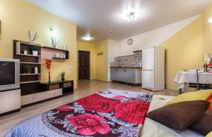 MneNaSutki Apartment in Red Kit 2 - Rupasovo