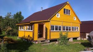 Guest house Tayezhnaya Skazka - Nasha Pobeda