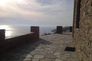 Sea View Stone Residence Andros Greece