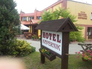 Hotel Kopernik - Mamonovo