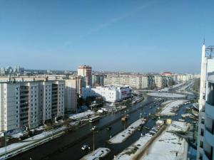 Apartments on Stakhanova 45, Apartmány  Lipeck - big - 9