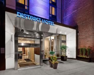 Distrikt City hotel,  New York, United States. The photo picture quality can be variable. We apologize if the quality is of an unacceptable level.