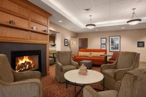 Hampton Inn Waterville, Hotels  Waterville - big - 25