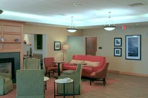Hampton Inn Waterville, Hotels  Waterville - big - 24
