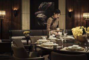 Four Seasons Hotel Tianjin, Отели  Тяньцзинь - big - 44