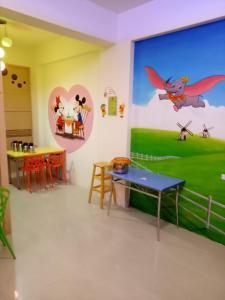 Disney B&B, Bed & Breakfast  Città di Taitung - big - 12