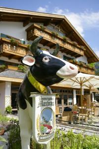 Hotel Maximilian, Hotely  Oberammergau - big - 35