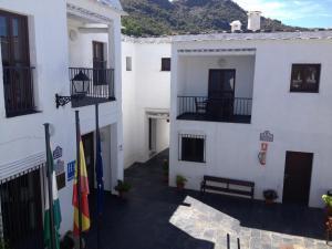 Villa de Bubion