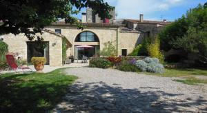 Accommodation in Villevieille