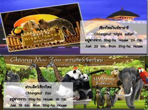 Sing-ha Coffee&House, Guest houses  San Kamphaeng - big - 32