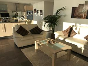 Swiss Lakeview Apartment, Apartments  Beatenberg - big - 23