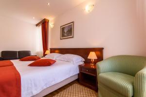 Hotel Vila Sikaa, Hotels  Trogir - big - 12