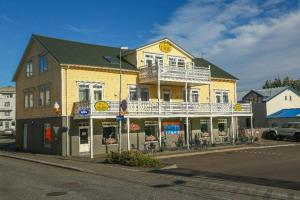 Hotel Ibudir Apartments - Akureyri