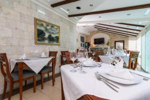Hotel Vila Sikaa, Hotels  Trogir - big - 92