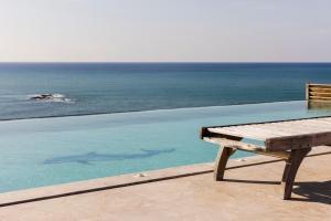 Beach Villa Pantheon, Vily  Pomos - big - 86