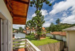 Casa Bem Pertinho do Capivari, Dovolenkové domy  Campos do Jordão - big - 1