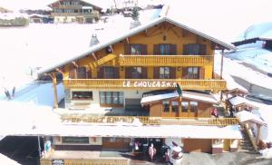 Accommodation in Châtel
