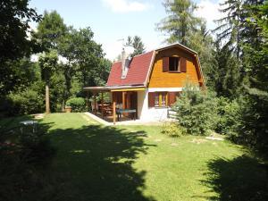 Chata Holiday House Vranov Dam Oslnovice Česko