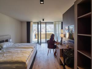 Weinlodge Siedler, Bed and breakfasts  Mautern - big - 44