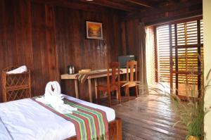 Ratanakiri Paradise Hotel & SPA, Отели  Banlung - big - 10